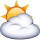Emoji_Sun_Behind_Cloud_Emoji