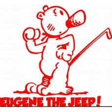 EUGENE JEEP JEEP DIE CUT DECAL 2