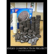 every construction project construction challenge