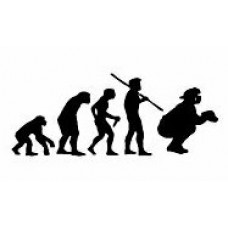 Evolution Sport Stickers BASEBALL CATCHER