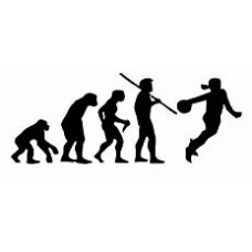 Evolution Sport Stickers BASKETBALL WOMANS