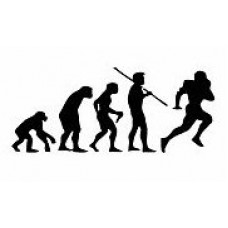 Evolution Sport Stickers FOOTBALL