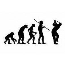 Evolution Sport Stickers GOLF