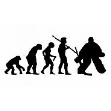 Evolution Sport Stickers HOCKEY GOALIE