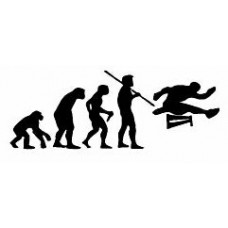 Evolution Sport Stickers HURDLE