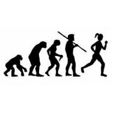 Evolution Sport Stickers TRACK WOMANS
