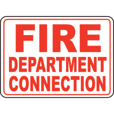 Fire Alarm Signs and Labels 08