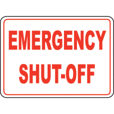 Fire Alarm Signs and Labels 13