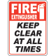 Fire Alarm Signs and Labels 17