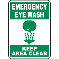 First Aid Safety Signs and Decals 04