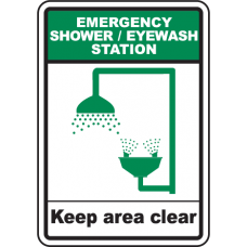 First Aid Safety Signs and Decals 13