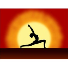Full Color Yoga Stickers 02