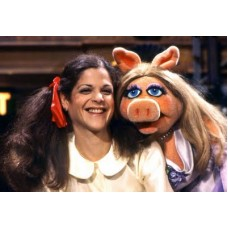 Gilda and Miss Piggy