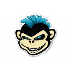 Greasy-Wrench-Monkey-with-Toothpick-Sticker HEAD