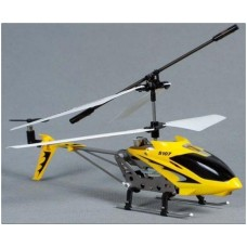Helicopter RC Model Decal