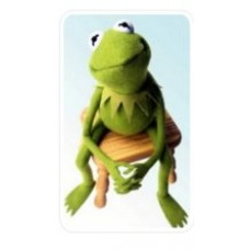 Kermit the Frog Decal 3