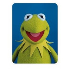 Kermit the Frog Decal 4