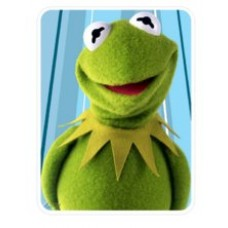 Kermit the Frog Decal 5