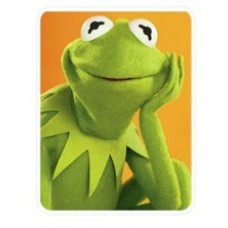 Kermit the Frog Decal 6