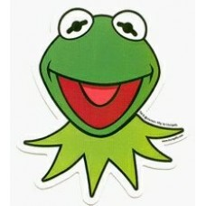 Kermit the Frog Decal 9