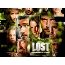 LOST Collage TV Series Wallpapers