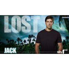 LOST TV Series Character Jack