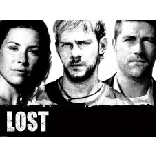 LOST Wallpaper Decal Cast 1