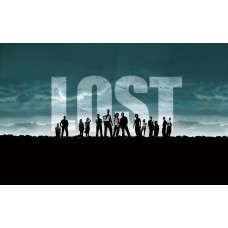 LOST Wallpaper Decal Cast 2