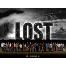 LOST Wallpaper Decal Cast 3