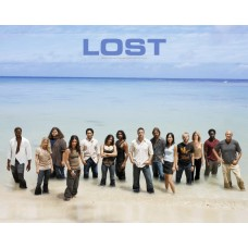 LOST Wallpaper Decal Cast 4