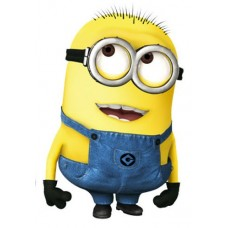 Minion Character Sticker G