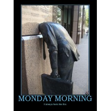monday morning funny business