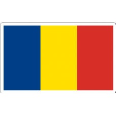 Romania Flag Decal