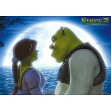 Shrek Decals and Vinyl Wall Graphics 01