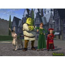 Shrek Decals and Vinyl Wall Graphics 03