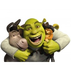 Shrek Decals and Vinyl Wall Graphics 05