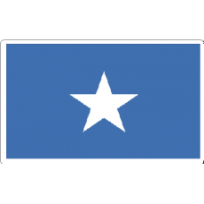 Somalia Flag Secal