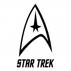 Star Trek Badge Logo