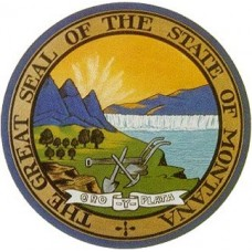 State Seal of Montana
