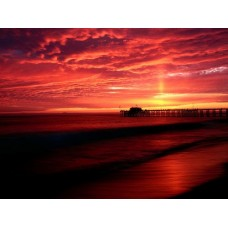 Sunrise and Sunsets Wall Decals 008