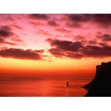 Sunrise and Sunsets Wall Decals 011