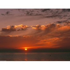 Sunrise and Sunsets Wall Decals 013