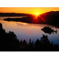 Sunrise and Sunsets Wall Decals 023