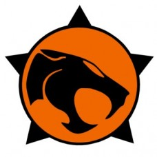 Thundercats Sticker Right Color