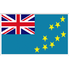 Tuvalu Flag Sticker