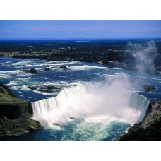 Waterfalls and Rivers Wall Decals 001