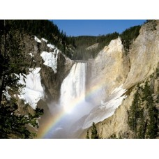 Waterfalls and Rivers Wall Decals 014