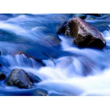 Waterfalls and Rivers Wall Decals 015