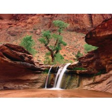 Waterfalls and Rivers Wall Decals 017