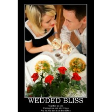wedded bliss dishes